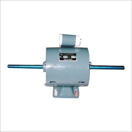 Double shaft motor in thimmaiah industrial estate for Double ended shaft electric motor