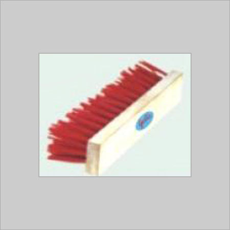 WOODEN FLOOR BRUSH NYLON