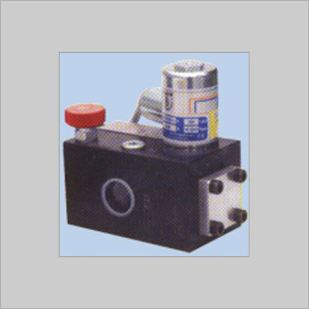 PRESSURE LOCK VALVE