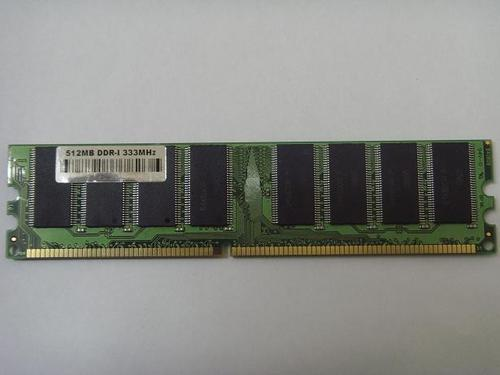 Computer RAM - Memory Modules DDR1