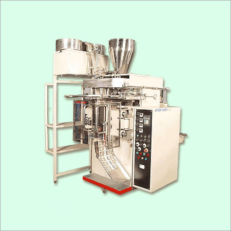 Semi Automatic Seal Sachet Packing Machine