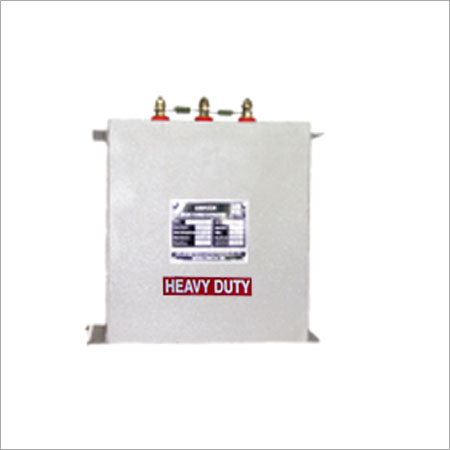 HEAVY DUTY TYPE CAPACITORS