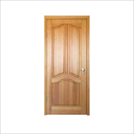 Modern front door modern wooden door designwooden door for Wooden single door design for home