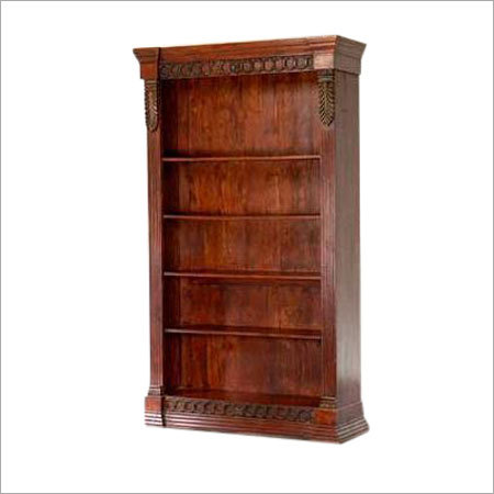 furniture wooden furniture bhandari exports wooden book shelf send sms