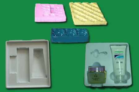Cosmetic Packing Trays