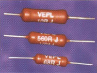 Welded Wirewound Resistors