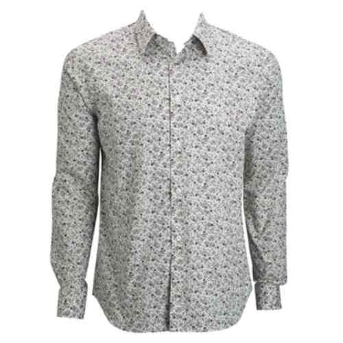 Casual Printed Fabric Shirts