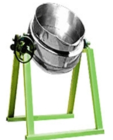 Steel Steam Jacketed Kettle