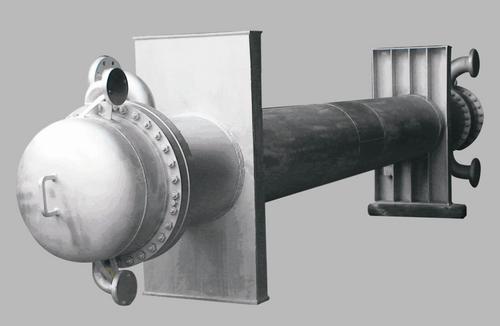 Industrial Fuel Coolers : Industrial lube oil cooler in ahmedabad gujarat india