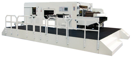 Fully Automatic Flatbed Die-Cutting And Creasing Machine