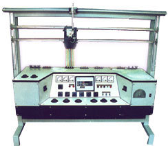 Semi Automatic Meter Test Bench
