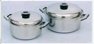 DELUXE SAUCE POTS