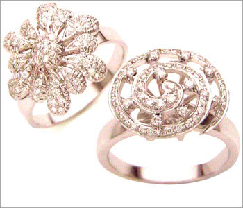 DIAMOND STUDDED RINGS