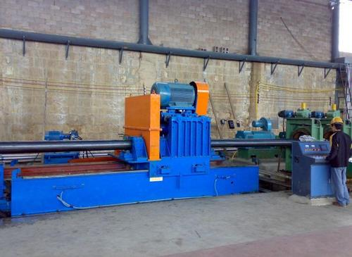 Pipe Flying Cutoff Machine