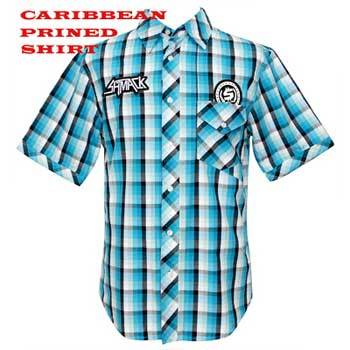 CARRIBEAN PRINTED SHIRTS