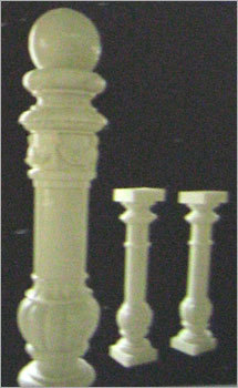 Designer Marble Baluster