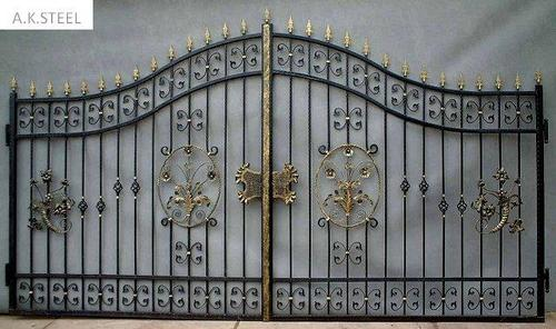 estate gates grills a k steel fabricators wrought iron gates