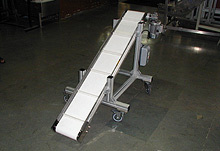 Pocket Belt Conveyors