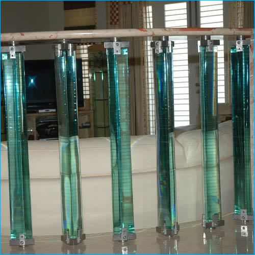 Glass Columns