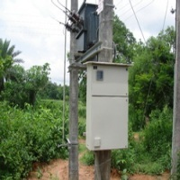 Industrial Lt Distribution Box