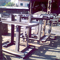 Industrial Substation Structure
