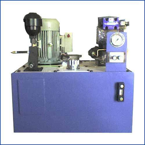 how to build a hydraulic power pack