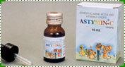 ASTYMIN - C DROPS