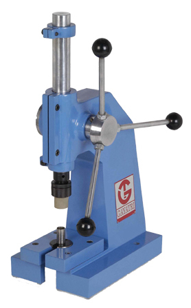 HAND COT MOUNTING MACHINE