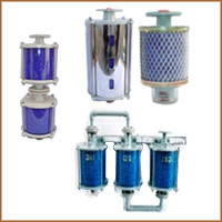 Perforated Silica Gel Breather
