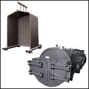 Industrial Smoke Tube Boiler