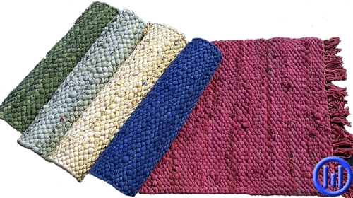 Oval Rag Rugs Kitchen Rug Or Bath Mat Thick By