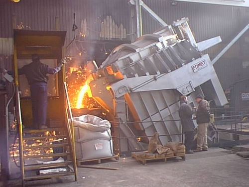Induction Furnaces In Milano  Lombardia  Italy