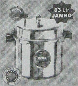 JAMBO PRESSURE COOKER
