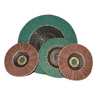 Abrasive Flap Discs