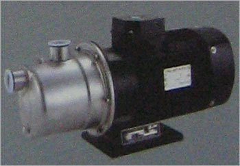 STAINLESS STEEL SELF PRIMING CENTRIFUGAL PUMP