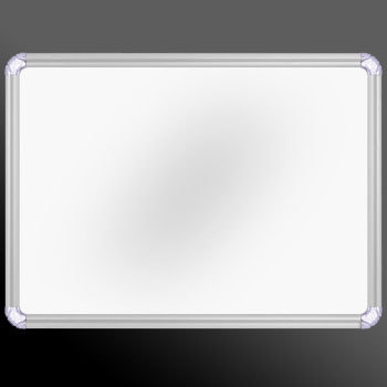 Non-magnetic White Board