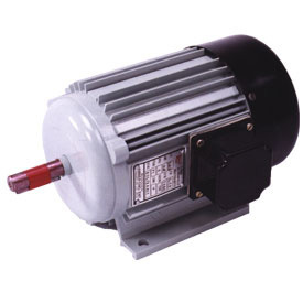 THREE PHASE FOOT MOUNTING MOTOR