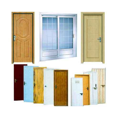 Pvc Door And Pvc Interior Manufacturer: PVC Door Profile In Bengaluru, Karnataka, India