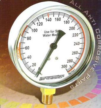 AERATED MACHINE GAUGES
