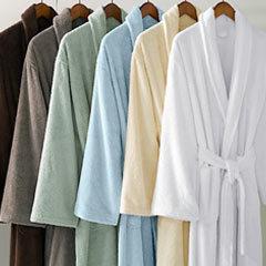 100% Organic Bath Robes