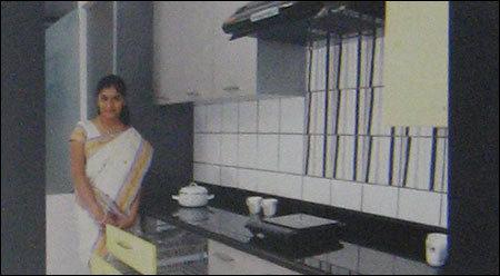 Designer kitchen in chennai tamil nadu india great for Kitchen design in tamilnadu