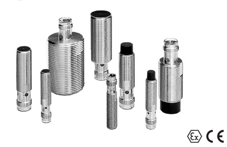 Cylindrical Proximity Sensor for Explosive Environment