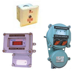 Flameproof Instrumentation