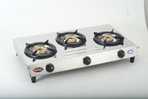 Three Burner Gas Stoves