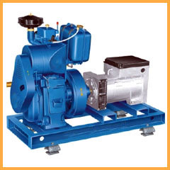 Diesel Gensets (3.5 kVA to 7.5 kVA)