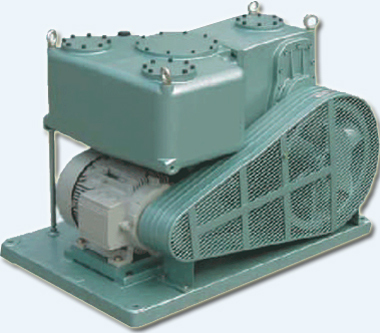 WSSR-H Series Rotary Piston Vacuum Pump