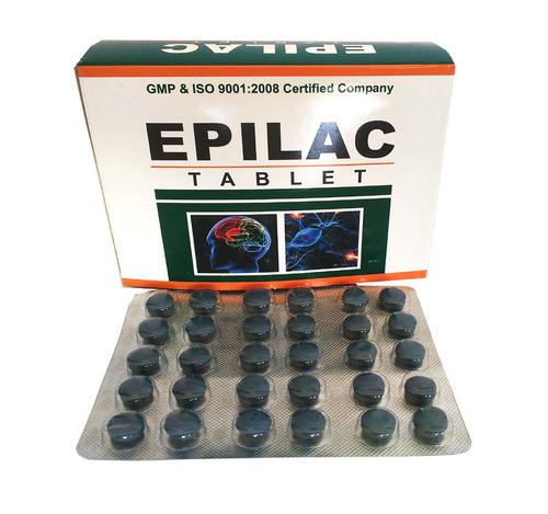 Epilac Tablet (Convulsion Drug)