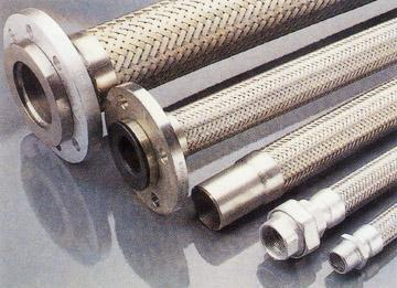 Flexible Metal Hose Assemblies