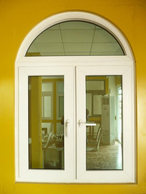Fixed Arch Windows : Fixed panel pvc arch window in guangzhou guangdong china