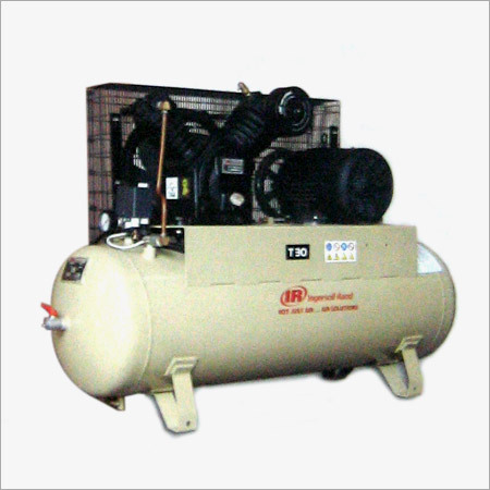 2 stage air cooled air compressor in ahmedabad gujarat india ingersoll rand india limited